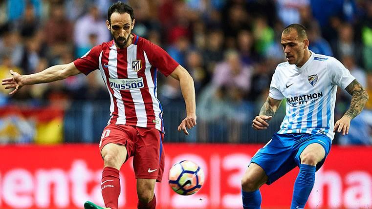 Sandro pasa reconocimiento médico con el Atlético de Madrid