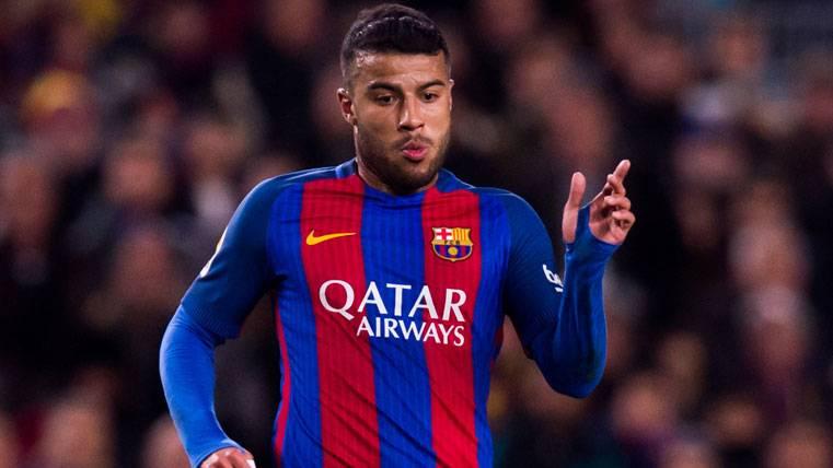 El factor que frena la salida de Rafinha del FC Barcelona