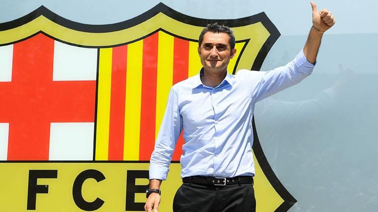 Valverde, sexto entrenador de La Liga con más reputación