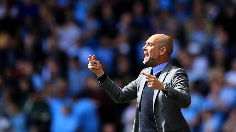 """Pep Guardiola: """"Zidane y yo nos parecemos en el pelo"""""""