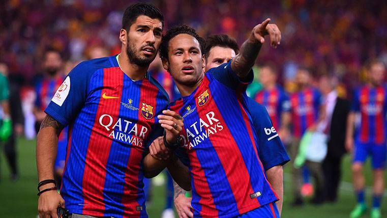 El FC Barcelona quiere que Neymar también sea español