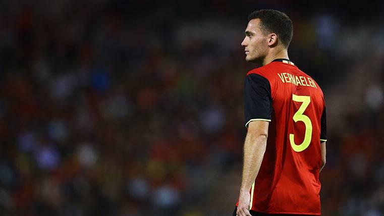 El Barça podría sacar dinero de la salida de Vermaelen