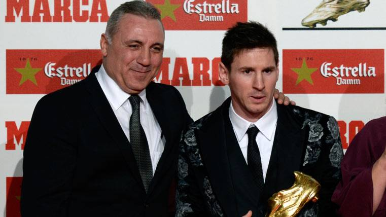 Las frases de deportistas que definen a Leo Messi
