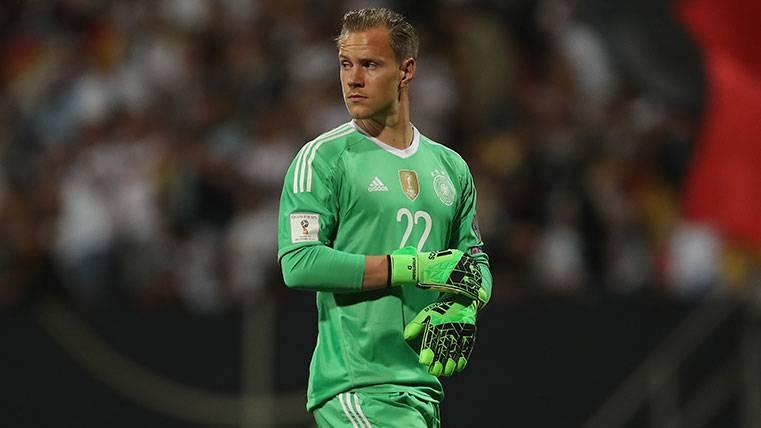 Alemania se acerca al Mundial con Ter Stegen en la portería