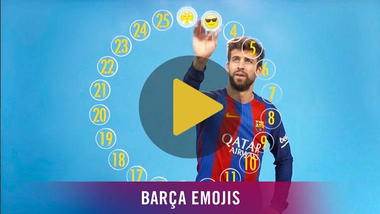 """Piqué se """"moja"""" definiendo a sus compañeros del Barça"""