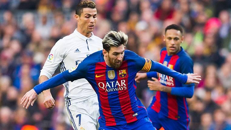 Messi intentará reducir la ventaja de Cristiano Ronaldo