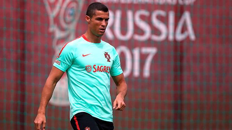 La selección portuguesa cierra filas en torno a Cristiano Ronaldo