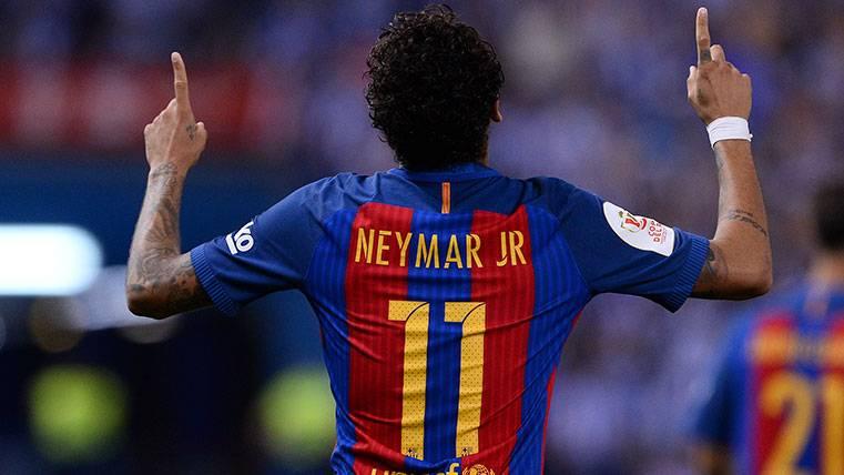 Neymar, ilusionado con Valverde y la nueva temporada