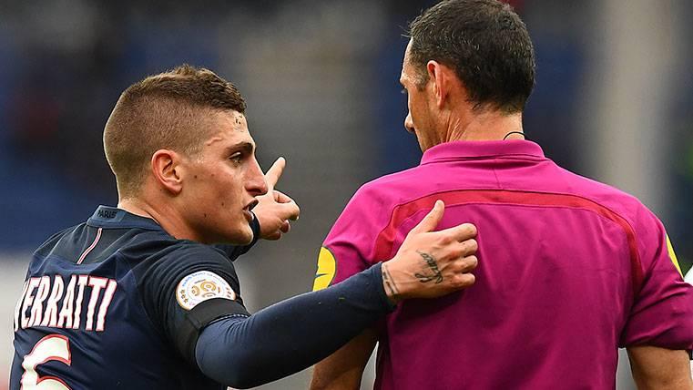 El FC Barcelona tiene un plan para fichar a Marco Verratti