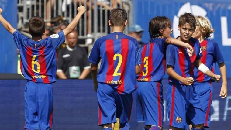 El Barcelona remonta y se lleva la Promises ante el Madrid