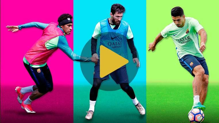 Tres equipos liderados por Messi, Suárez y Neymar: ¿Quién gana?