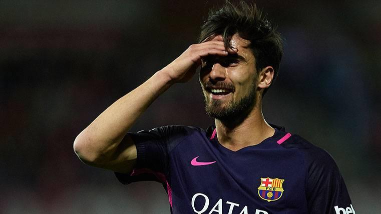 El Barça habría rechazado 35 millones por André Gomes