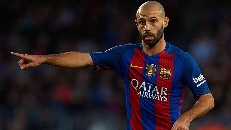 ¿Cuál será el rol de Mascherano en el Barça de Valverde?