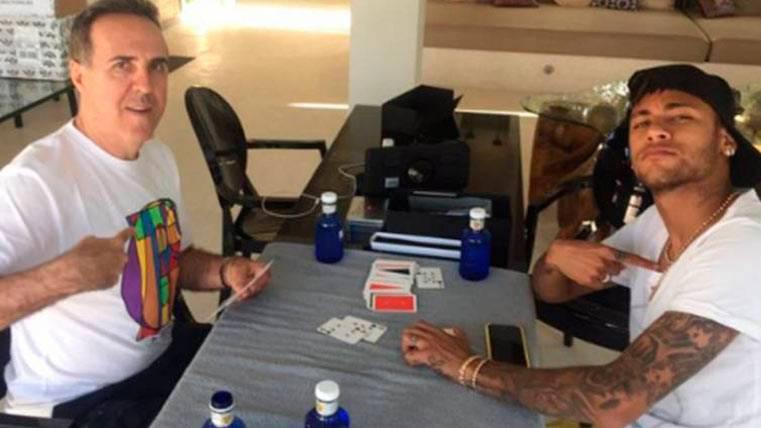 """Wagner Ribeiro, mano derecha de Florentino y """"azote"""" del Barça"""