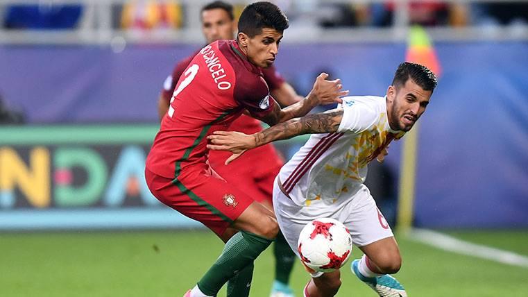 Joao Cancelo, un lateral, muy ofensivo, a tener en cuenta