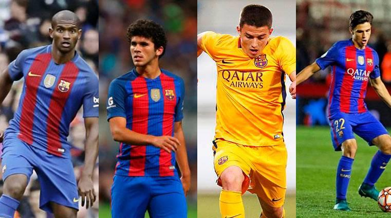 ¿Qué cracks del Barça B pueden promocionar al primer equipo?