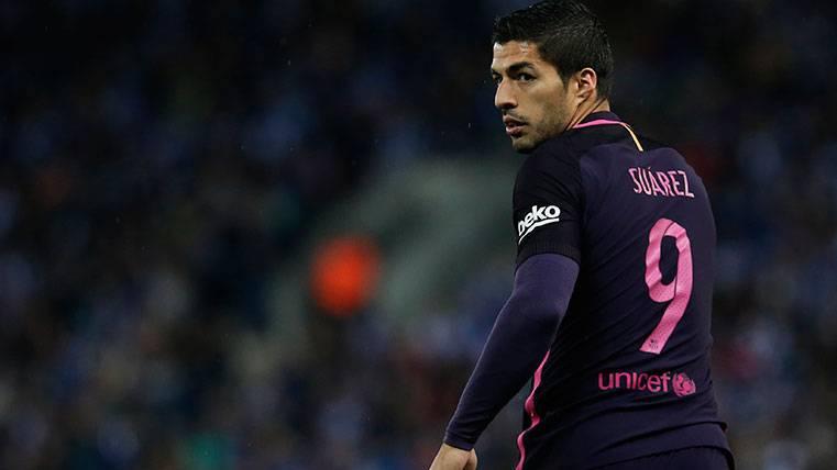 Luis Suárez, el delantero que acabó con la maldicion del Barça
