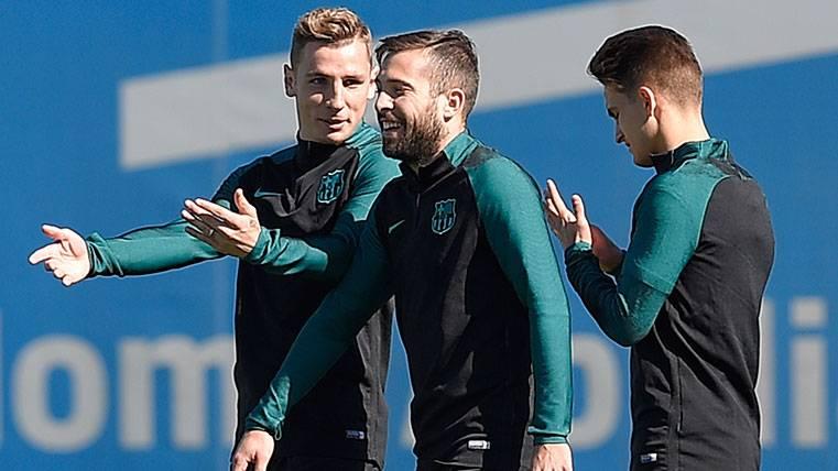 ¿Y qué pasa con el lateral izquierdo del Barça?