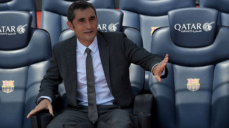La decisión de Ernesto Valverde que beneficiará a Ter-Stegen