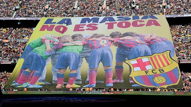 El Barça busca como tapar la vía de salida de la cantera