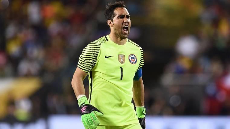 Vidal desveló la premonición de Bravo en los penaltis