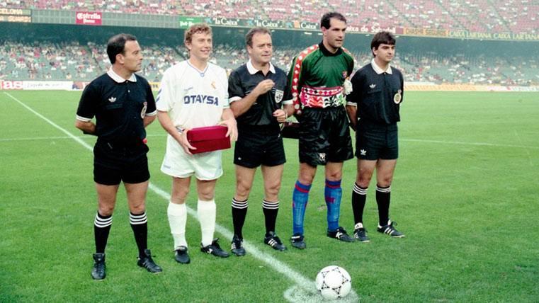 En julio, primer clásico amistoso Barça-Madrid desde 1991