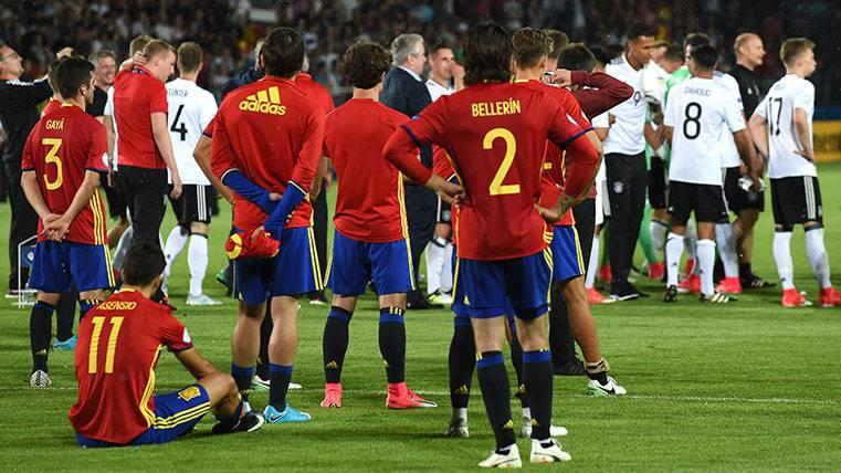 Alemania alecciona a España y le roba el Europeo Sub21