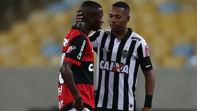 El entrenador de Vinicius frena la euforia, ya no es titular