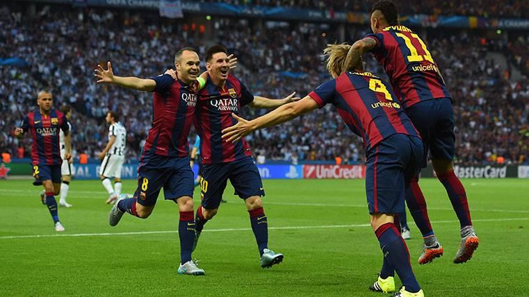 La lista de bajas: ¿Quién faltó a la boda de Leo Messi?