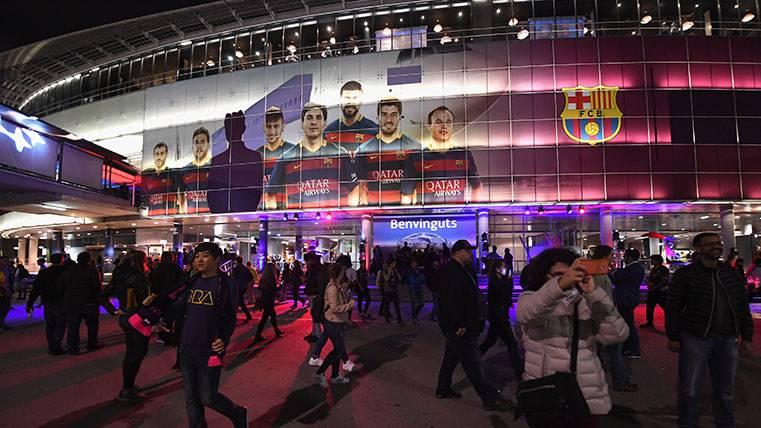 Acuerdo entre Ayuntamiento y Barça para el Camp Nou