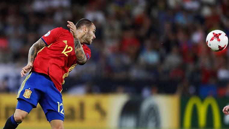 Sandro Ramírez firmará con el Everton el próximo lunes