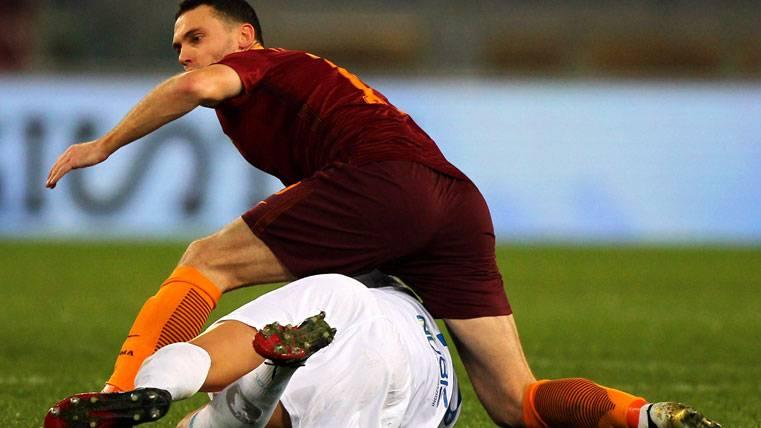 El Barça sigue trabajando para buscar salida a Vermaelen