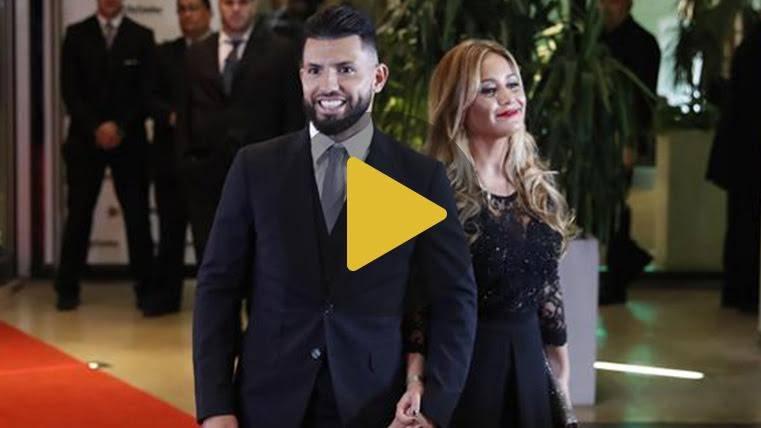 El imperdible baile de Leo Messi y el Kun Agüero en la boda