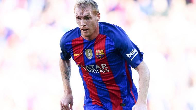 Mathieu ya está en Lisboa y su salida del Barça es inminente
