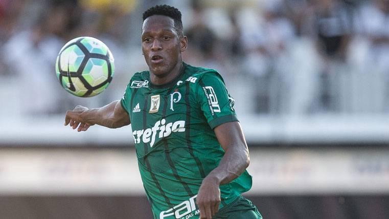 """""""Si el Barça se fija en Yerry Mina es porque tiene potencial"""""""