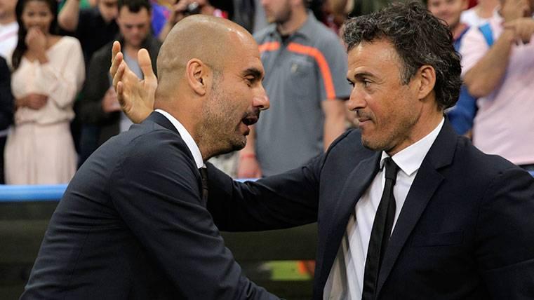 El Barça de Valverde, inspirado en Guardiola y Luis Enrique