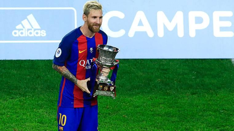 ¡ATENCIÓN!: LaLiga cambia la fecha de la Supercopa Barça-Madrid