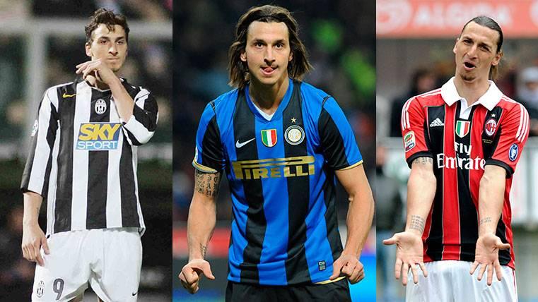 Zlatan Ibrahimovic revoluciona la Serie A con un posible fichaje