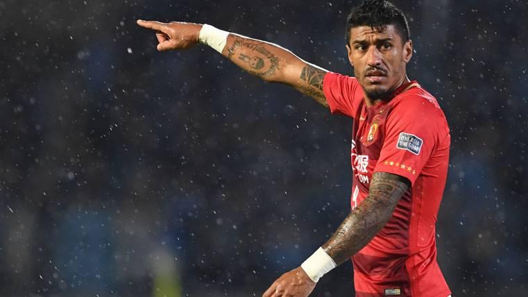 Paulinho podría esperar hasta el mes de enero