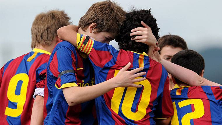 El primer fichaje estrella del Barça es para la Masia