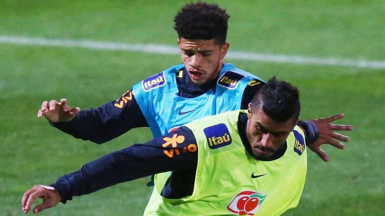 ¡El Madrid puede dificultar la llegada de Paulinho al Barça!