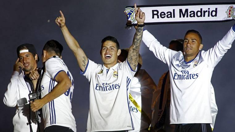 Todo lo que pierde el Real Madrid con el traspaso de James