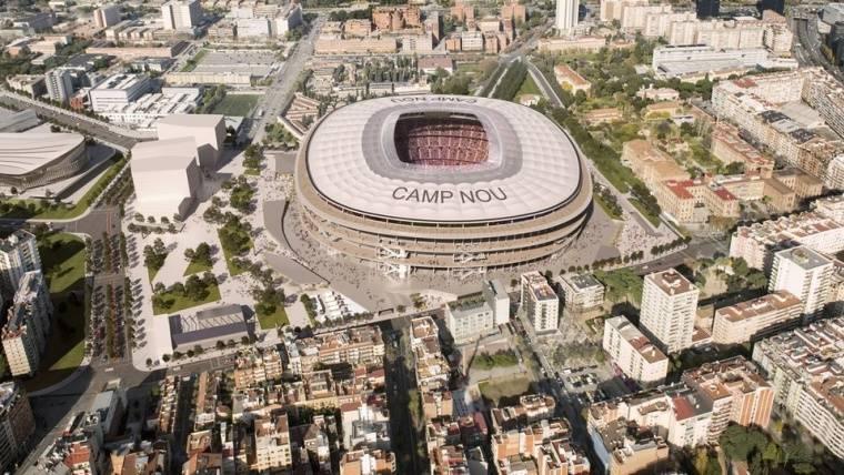 Luz verde para la construcción del 'Espai Barça'