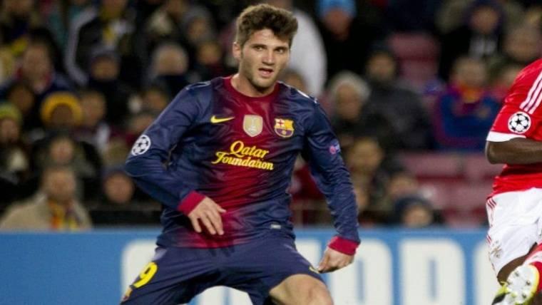 Un ex azulgrana refuerza al Girona en su vuelta a Primera