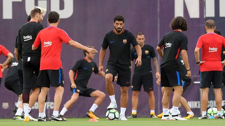 Lista de convocados del FC Barcelona para el US Tour 2017