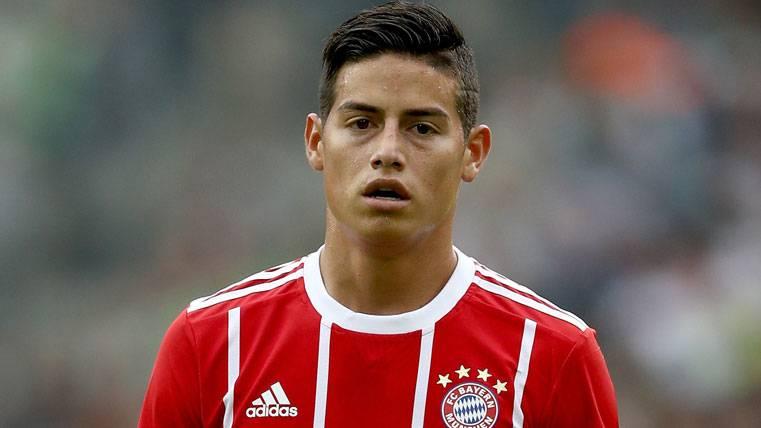 El márketing de James empieza a dar beneficios al Bayern