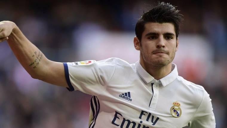 El desorbitado sueldo que el Milan ofrece a Morata