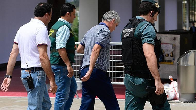 El TAD abre expediente a Villar por unanimidad