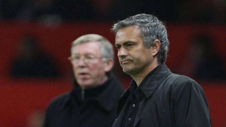 Mourinho quiere emular la longevidad de Ferguson