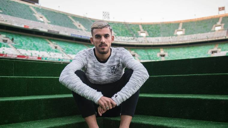 """No dudé en aceptar la oferta del Madrid, es un honor"""